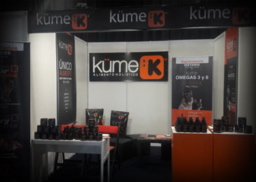 Küme presente en FCA – FCI INTERNATIONAL DOG SHOW